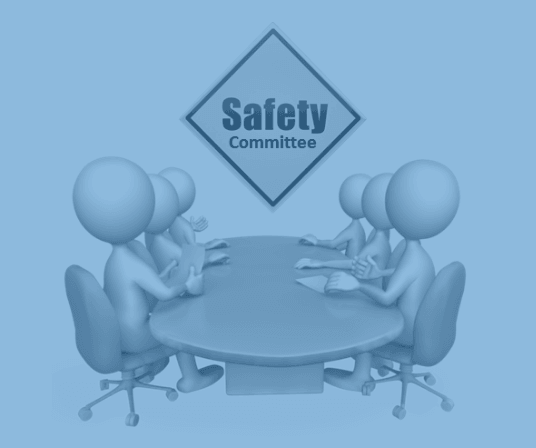 What is the role of a health and safety committee