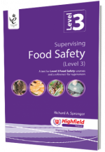Level 3 Food Safety elearning