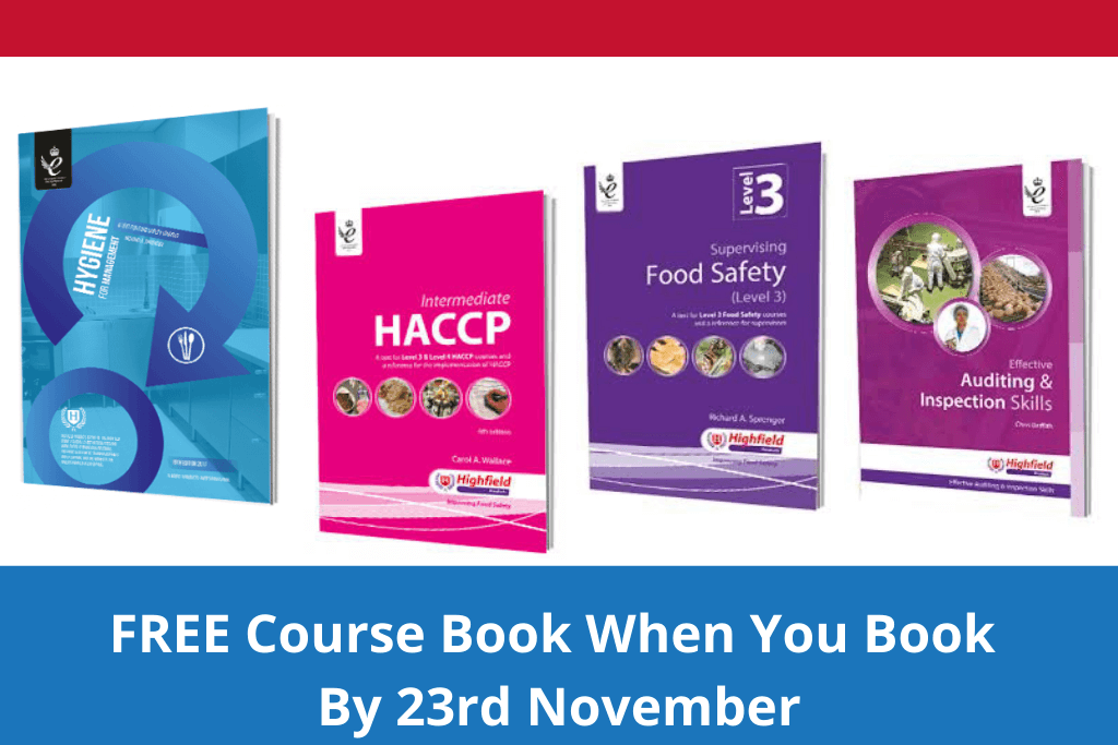 Online Training for Food Manufacturers